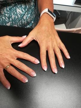 Gelnagels French Manicure